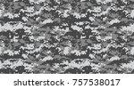 seamless pattern. abstract... | Shutterstock .eps vector #757538017