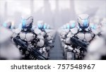 invasion of military robots....