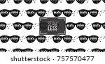 hand drawn graphic promo stars  ... | Shutterstock .eps vector #757570477