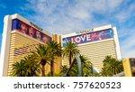 las vegas  usa   sep 21  2017 ...   Shutterstock . vector #757620523
