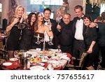 odessa  ukraine december 31 ... | Shutterstock . vector #757655617