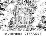 grunge black and white seamless ...   Shutterstock . vector #757773337