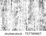 grunge black and white seamless ... | Shutterstock . vector #757789807