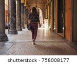 bologna  italy   circa... | Shutterstock . vector #758008177