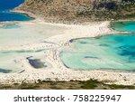 Balos Sand Beach In Crete ...