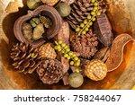 Christmas Potpourri Table...