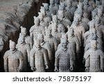 Terracotta Warriors   Xian ...