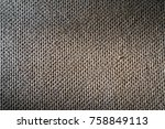 plywood texture. old plywood. | Shutterstock . vector #758849113