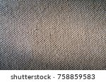plywood texture. old plywood. | Shutterstock . vector #758859583