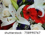 bouquet  costa blanca   spain | Shutterstock . vector #758990767
