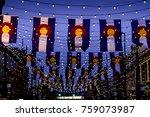 denver colorado   usa  ... | Shutterstock . vector #759073987