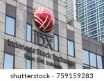 jakarta  indonesia   november 5 ... | Shutterstock . vector #759159283