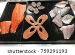 fish for health | Shutterstock . vector #759291193