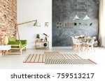 different types of wall texture ... | Shutterstock . vector #759513217