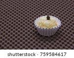 traditional brazilian sweet... | Shutterstock . vector #759584617