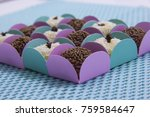 traditional brazilian sweet ... | Shutterstock . vector #759584647
