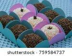 traditional brazilian sweet ... | Shutterstock . vector #759584737