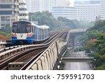 bangkok   april 29  the bangkok ... | Shutterstock . vector #759591703