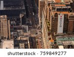 new york  usa   sep 17  2017 ... | Shutterstock . vector #759849277