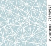 vector abstract silver grey... | Shutterstock .eps vector #759909517