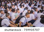 samut prakan  thailand ... | Shutterstock . vector #759935707