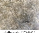 concrete texture for background.... | Shutterstock . vector #759949657
