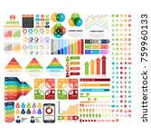 infographic elements collection ...