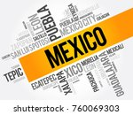 list of cities and towns in... | Shutterstock .eps vector #760069303