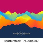colorful abstract background....