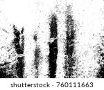 grungy distressed painted wall... | Shutterstock .eps vector #760111663