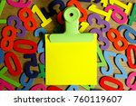 education business and finance... | Shutterstock . vector #760119607