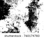 grungy distressed concrete wall ... | Shutterstock .eps vector #760174783