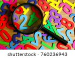 education business and finance... | Shutterstock . vector #760236943