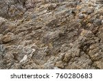background stone texture... | Shutterstock . vector #760280683