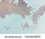 damage concrete wall texture... | Shutterstock . vector #760304893