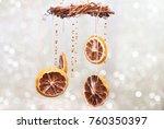 christmas background  ...   Shutterstock . vector #760350397