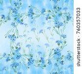 cornflowers   flowers....   Shutterstock . vector #760357033
