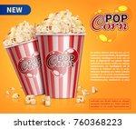 Classic Popcorn Movie Theater...