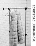 fashionable luxurious waist... | Shutterstock . vector #760518673