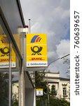 weissenburg in bayern  germany... | Shutterstock . vector #760639657