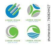 circle logo collection