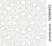 mandala background. ethnicity...   Shutterstock .eps vector #760884853