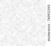 abstract retro geometric... | Shutterstock . vector #760921543