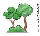 tree game icon | Shutterstock .eps vector #760947427