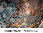 Marble Colorful Background. In...