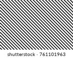 black and white tilted lines... | Shutterstock .eps vector #761101963
