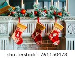 Christmas Stockings Are On The...