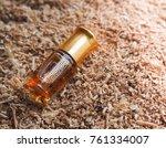 fragrant oil. scented oil.... | Shutterstock . vector #761334007