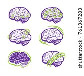 brain diseases and treatment ...   Shutterstock .eps vector #761367283