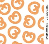 seamless abstract vector...   Shutterstock .eps vector #761399383